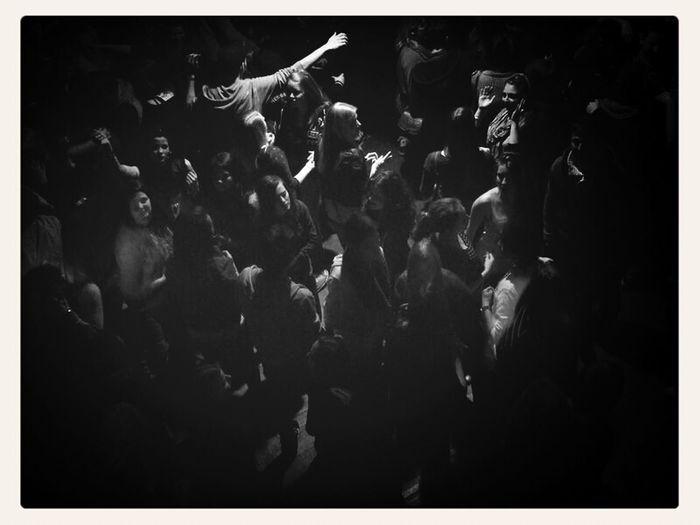 Hands Up Pon De Floor
