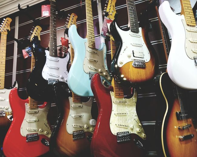 Rock Group Electric Guitar Guitar Musical Instrument Music Friendship Arts Culture And Entertainment Togetherness