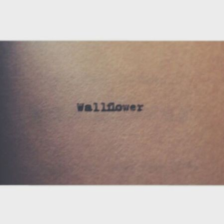 amazing book The Perks Of Being A Wallflower