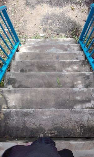 High Angle View Day Outdoors No People Stairs And Steps Steps Streetphotography The Week On EyeEm EyeEmNewHere Walkway Walking Around Taking Pictures Stairs To Nowhere Stairsandsteps Stairs Down Stairs Platform Stairs To Stairs Lined