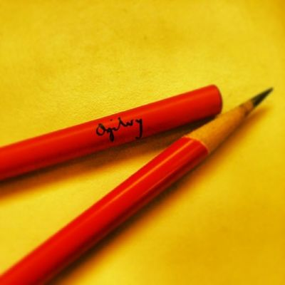 the pencils r way too cute! Pencil Red Represent Ogilvy PublicRelation WorkingHours