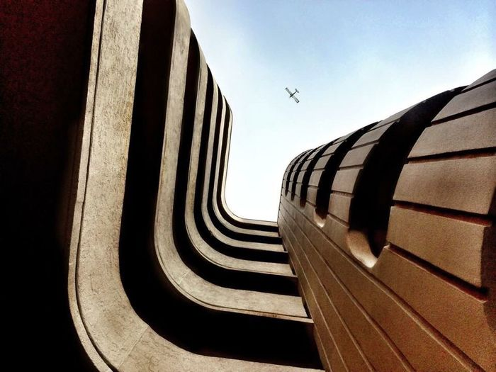 Airplanes and architecture Architecture AirPlane ✈ Fancy Meeting You Here Fresh On EyeEm