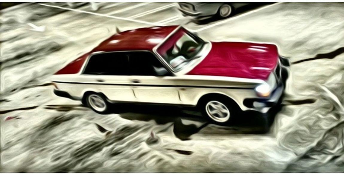 Toförtin! Volvo Volvo240 Raggengårmellanpattarochlår
