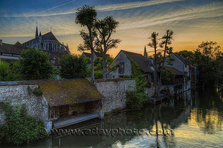 Traveling France Chartres
