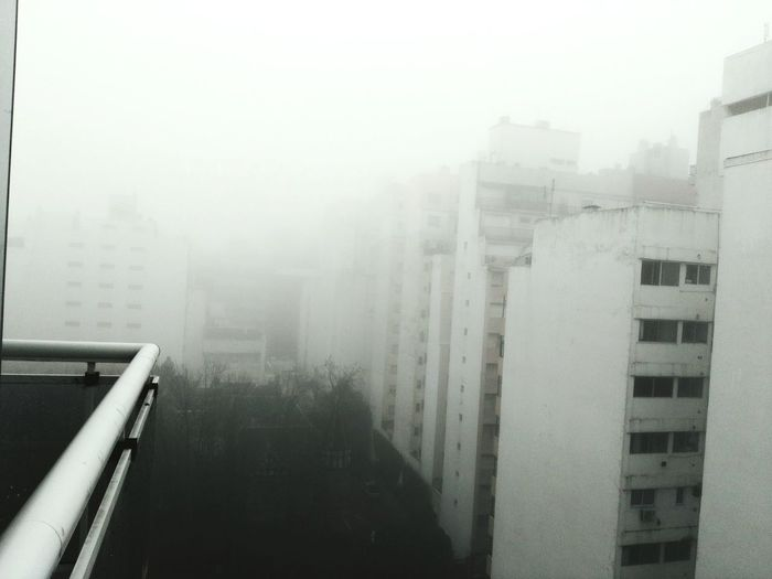 EyeEm Selects City Architecture Fog Spring?