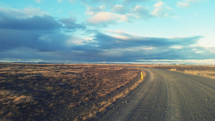 Road to where? Hanging Out Taking Photos Check This Out Hello World Countryside Enjoying Life Nature Iceland Icelandicnature Road