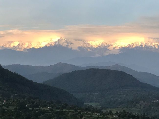 Himalayas Nepal Mountain Beauty In Nature The Places I've Been Today