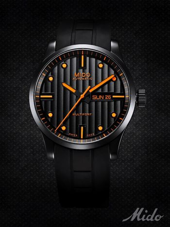 Mido Watch Watches Swiss Watches Mido Watches Watch The Clock Time Quality Time Product Photography Editorial