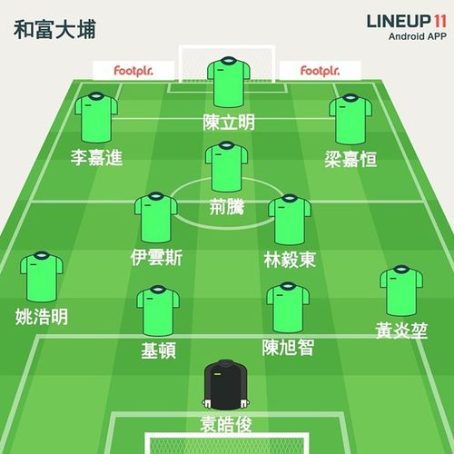 今日正選陣容 Hkig 2014 Football Leaguecup taipo rangers 和富大埔 標準流浪 聯賽盃