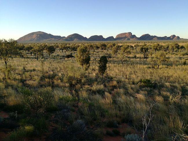 Aboriginal Land Agriculture No People