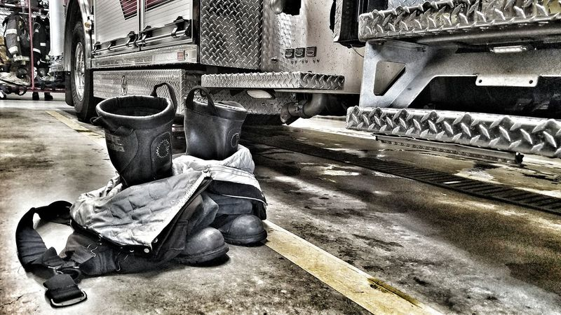 I love this job! Firefighter On Shift Always Ready EyeEm Best Shots Eyemphotography Honor The Calling Pride Service Check This Out No Days Off