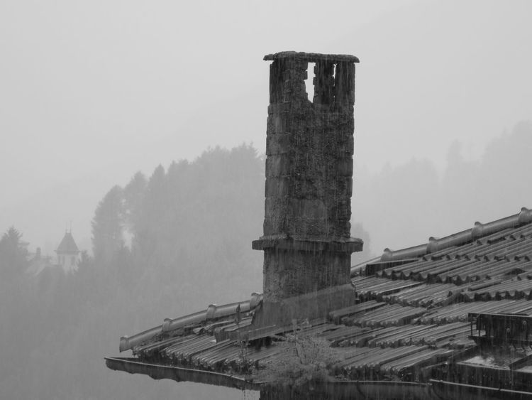 Mountain Cadore Italy Natura Montagna Sky Nature Architecture Cielo Nebbia