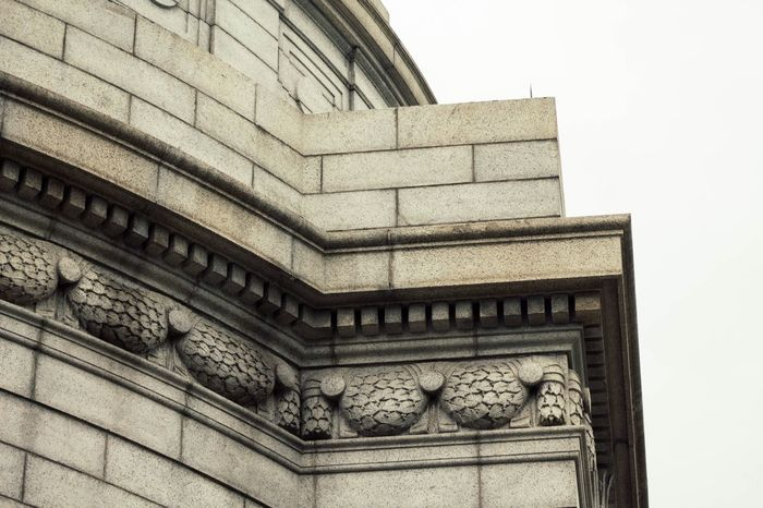 McKinley Monument Architecture Building Exterior Low Angle View Built Structure No People Day Outdoors Sky Canton Ohio