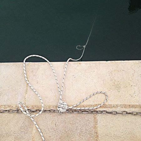 Swimming rope Rope Swimming Sea Inanimate Objects