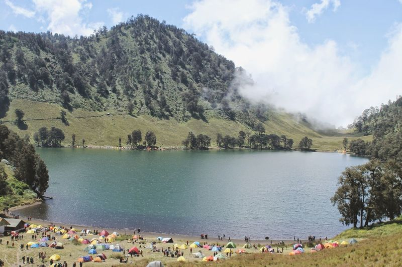 lake in the