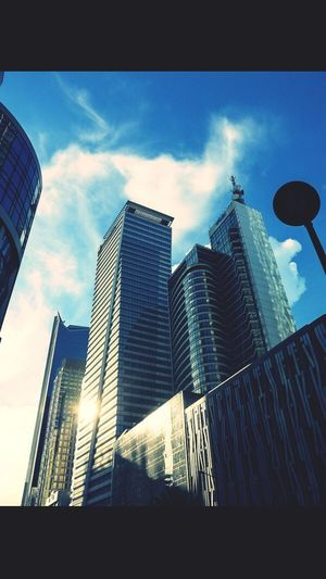 Skyline Manila, Philippines Makati City