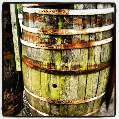 Tonne Fass Holz