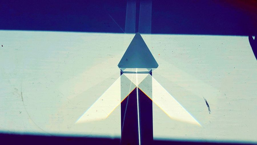 Triangle Shape Shadow Close-up Prism Glass Glass Prism Relflection Refraction Multi Colored Rainbow Multicolors  Art Is Everywhere Simplicity Nature Science In Modern World Sciences Light And Shadow Light White Background Multicolors  Triangle Triangular Triangular Symmetry Triangular Prism Shadows The Graphic City Press For Progress Visual Creativity Creative Space The Creative - 2018 EyeEm Awards