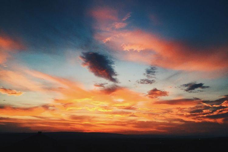 Moldova Landscape Moldova Sky IPhoneography IPhone Orhei Autumn Been There.