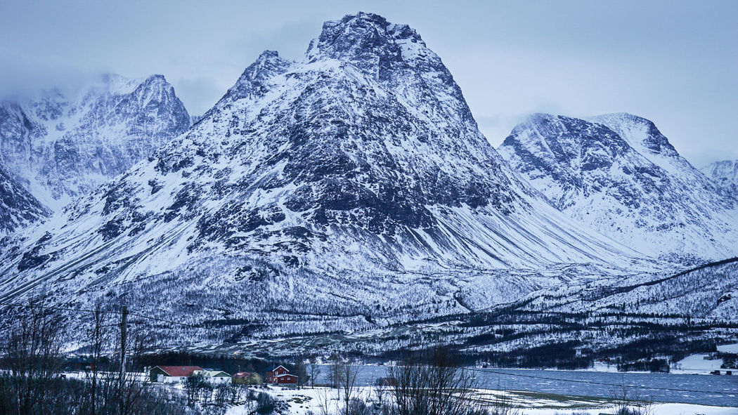 majestic Travel Travel Destinations Travel Photography Landscape Landscape_Collection Landscape_photography Betterlandscapes Sonyalpha Sony A6000 SonyAlpha6000 EyeEm Selects EyeEmNewHere Norway Tromsø Alps Snow Mountain Mountain Range Winter Cold Temperature Day Nature Snowcapped Mountain Beauty In Nature No People Outdoors Sky