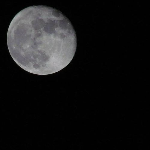 Chihuahua Mexico Moon Nigth  October09 ;)
