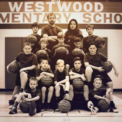 EyeEm Selects Boys TEAMS Childhood Not Smiling Indoors  Gymnasium Elementary School Basketball Sports Blackandwhite Check This Out