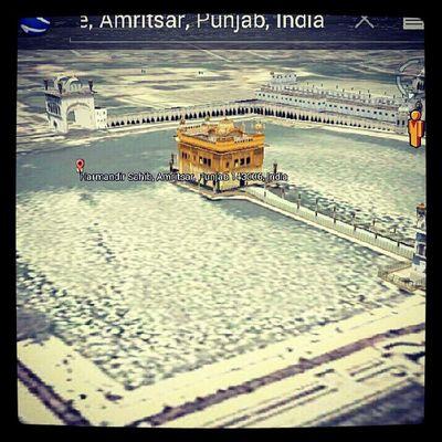 Harmandirsahib Goldentemple Sikh Waheguru 3D google maps satnam sri waheguru holy satsriakal