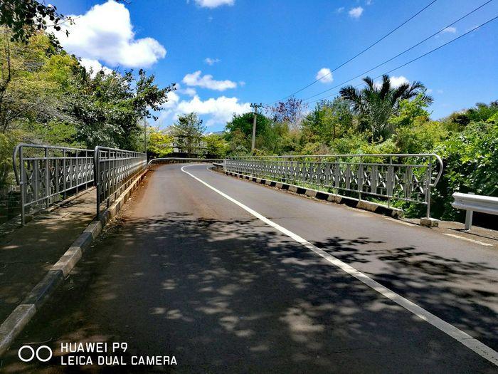 Bridge - Man Made Structure Outdoors Summer HuaweiP9leica Mauritius Explored_MaritimHotel_2k16