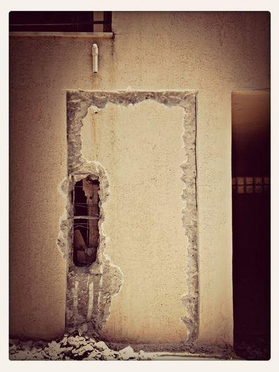 At work, a newborn door:p Taking Photos Frame It!