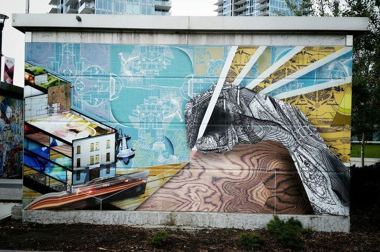 Thankyou Artists Streetphotography Graffiti YYC