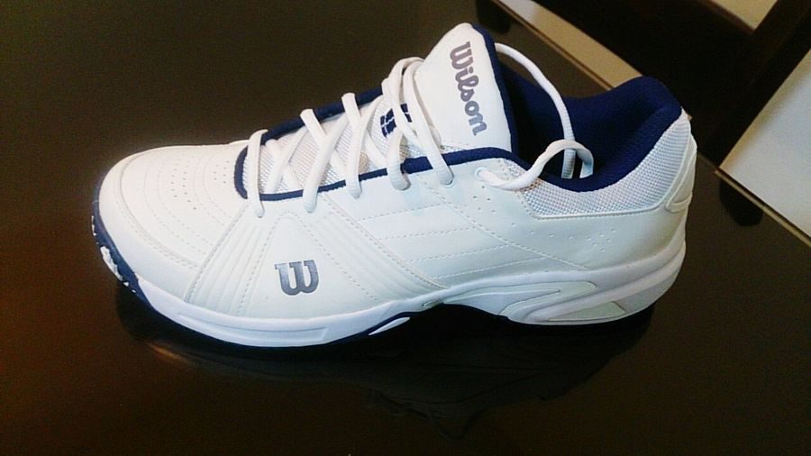 Tennis Shoes Wilson  Sports Life  Men Shoes Sport Style