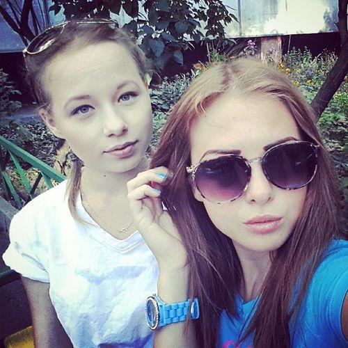 С Настасьей