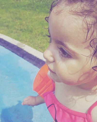 Swimming Pool Childhood Lifestyles