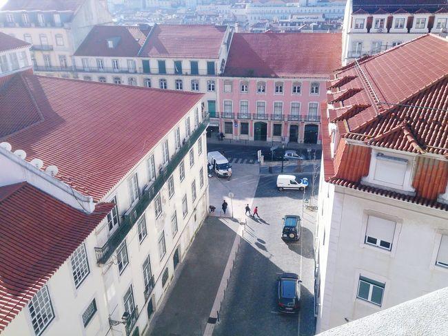 Lisboa Rooftops Lisbon Streets