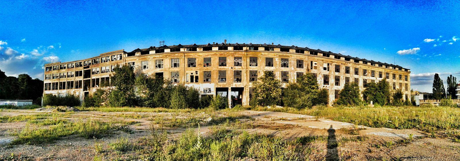 Kolbenka Prague CkD Urbex Urbexphotography Praha Ruiny