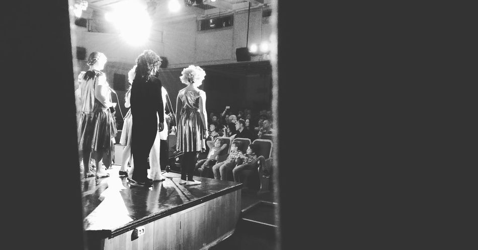 Telling Stories Differently Theater Expectation Star Become A Star EyeEm Best Shots Blackandwhite