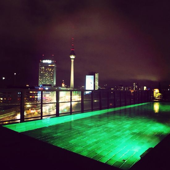 Soho House Restaurant Roof With A View Autumn