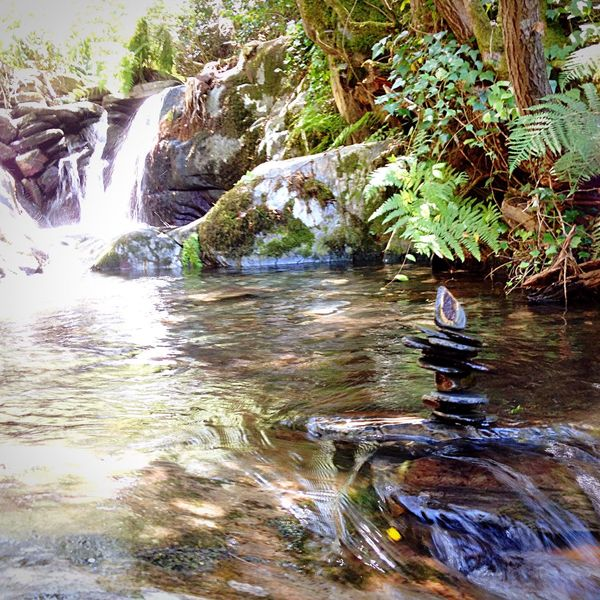 Nature Rockstanding Exploring Rocks And Water Traveling Rocks Waterfalls Portugal