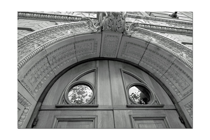 Charles A. Green Building 4 Oakland, Ca. African American Museum & Library At Oakland Dedicated To Preserving African American History Artifacts Diaries Photos Books Correspondence Bnw_friday_eyeemchallenge Bnw_doors Architecture Style: Beaux Arts Built 1900 Architecture_collection Architectural Detail Monochrome Photograhy Monochrome Door Black & White Black & White Photography Black And White Collection  Black And White Oakland Main Library 1902-51 National Register Of Historic Places 18001173