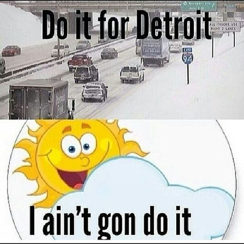 I'm so tired of the snow?. . I promise I won't complain in the summer when it gets hot ? 6moreinchescoming Ihatesnow Likealot Mymelaninisntmadeforthis midwestproblems springwhereareyou Jesusbearayofsunshine thecoldmakesmeashy mothernatureplease