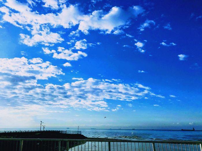 Mersin'de bahar 🌸 Mersin Sky Cloud - Sky Water Sea Beauty In Nature Blue Scenics - Nature Nature Tranquility No People Built Structure Tranquil Scene Architecture Outdoors City Land Idyllic Horizon Horizon Over Water Exploring Fun British Culture My Best Photo