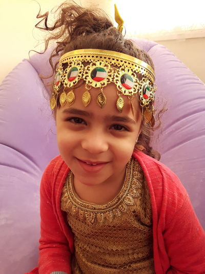 Kenzy💘 The Best Smile 😊 My Little Angel 👞👡👠👢👕👔👗👘👙🎀🎩👑👒💼💼👜💄💎 Children Only Child Fun Smiling Front View