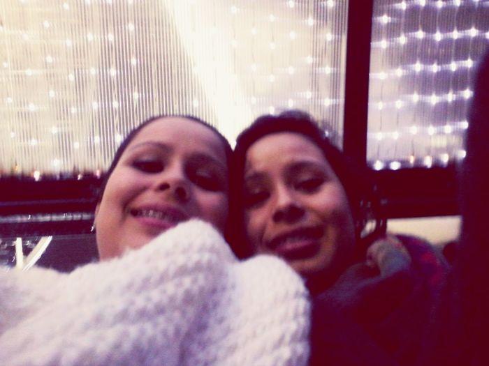 Hello World Selfie ✌ Twinstime❤ Invierno