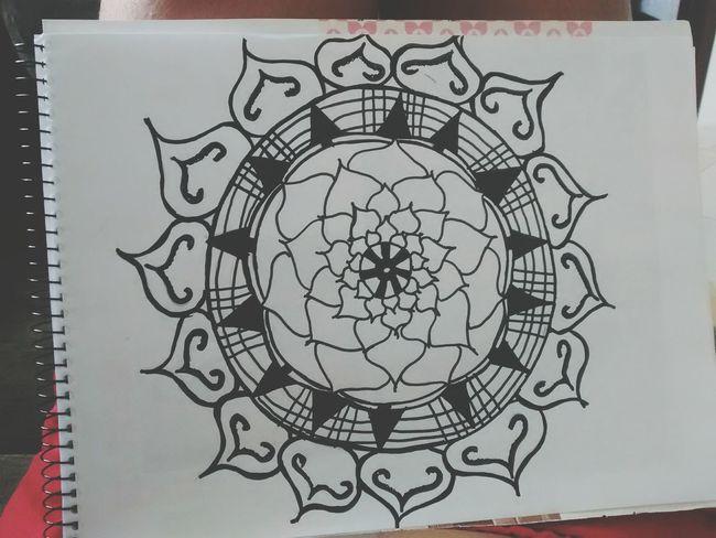 Meus Desenhos Mandala Art Artes Desenhos Da Saau 🌚 Love Passatempo By Saau 📷