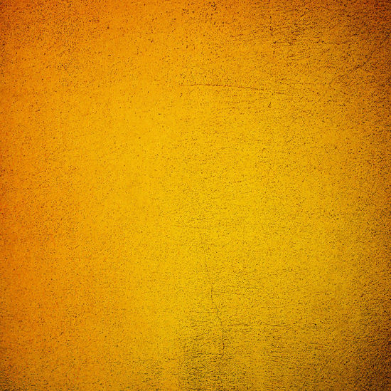 Full frame shot of yellow weathered wall