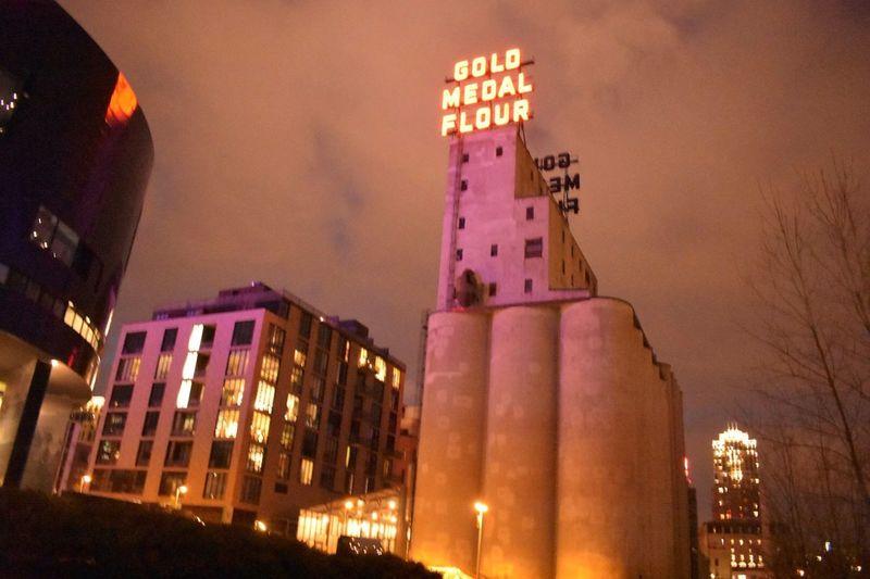 Minneapolis Minnesota Building Exterior Grain Mill Gold Medal Park Urban EyeEmNewHere