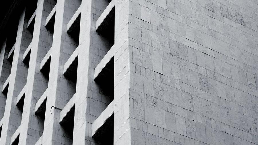 Full frame shot of building wall