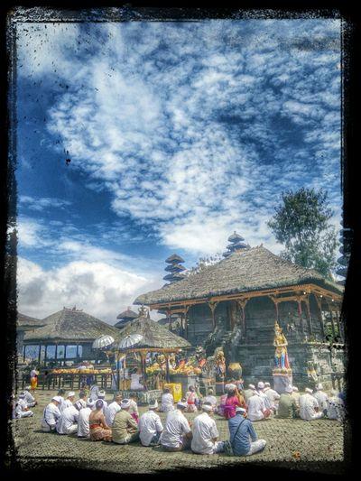 Tirta Yatra Pura Batur Kintamani Bali