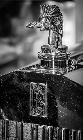 Native American Rolls Royce Taking Photos Technology Pentax Photograph Technik  Technikmuseum Sinsheim Pentax K-3 Blackandwhite Schwarzweiß Photography Photo