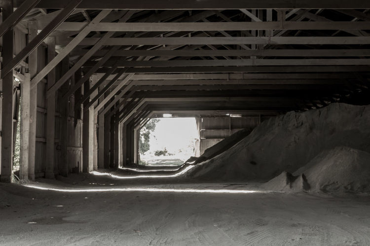 storage shed Storage Shed Storage Mineral Old Monocromo Monochrome Sand Texture Industry Architecture Engineering